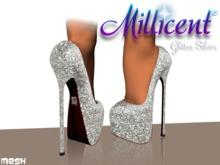 .:*Millicent*:. Glitter Silver