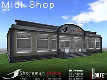 sHouse Midi Shop #001