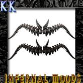 KK Fantasy: Vertebra Horns