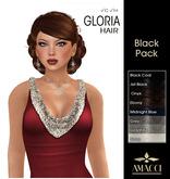 Amacci Hair ~ Gloria - Black Pack