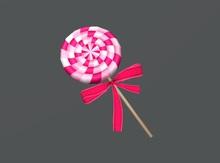 AMU - Peppermint lollipop!