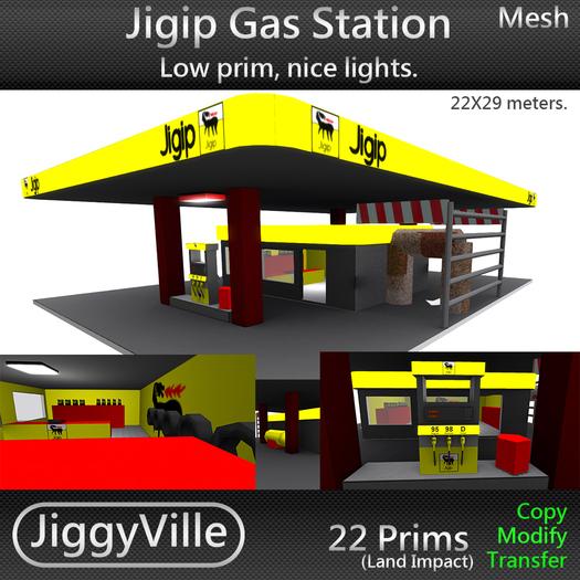 Jigip Gas Station Full Perm