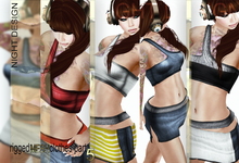 [demo] night's full perm rigged mesh clothes part 5