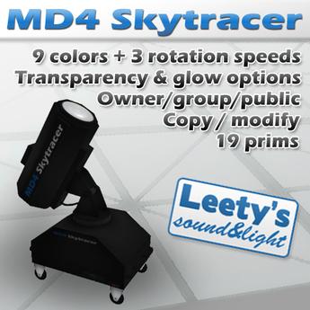 MD4 Skytracer lowprim mesh
