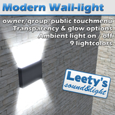 Modern Wall-light