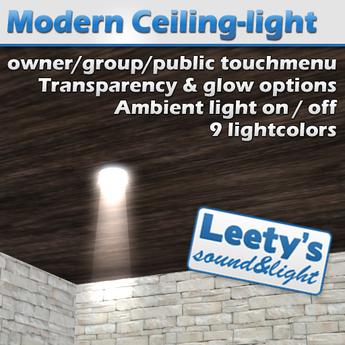 Modern Ceiling-light 2