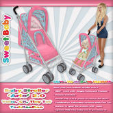 Sweet Baby - Baby Stroller Aria [ToddleeDoo Yabusaka, Cartoons Kids, Tiny Tot.]
