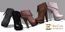 BAX Foxy Boots Demo