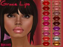 -Errant- Grace Lips (18 Colors)