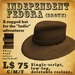 Independent Fedora (brown)