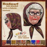 (W) Headscarf DEMO