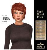 Amacci Hair ~ Linda - Light Blond Pack