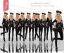 AUSHKA & CO -Domenica Pose Pack+Mirrored*