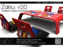 Zaisu v2.0 (Haring Edition)