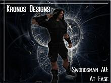 Kronos Designs Swordsman AO (At Ease)