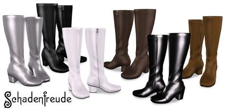 Schadenfreude Basics Carnaby Boots Pack