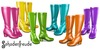 Schadenfreude Brights Carnaby Boots Pack