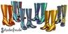Schadenfreude Metallic Carnaby Boots Pack