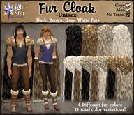 *LightStar-FurCloak-Furs