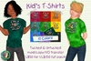 R(S)W Kid Excuse T-Shirt - Fat Pack - 10 shirts
