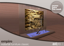 AXL pro box - Empire Waterfall Furniture Classic