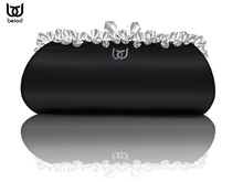 BeloD - Cristal Clutch - Black
