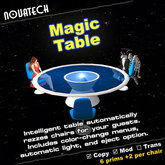 Novatech Magic Table