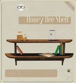 .:Standby Inc. - Honey Bee Shelf