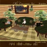 Old Evergreen Set