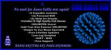 ** PROMO SALE ONLY 88 L ** Complete Club Dance HUD w/ 19 Dances Preloaded