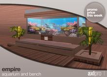 AXL pro box - Empire Aquarium and Bench