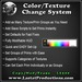 Color texture change system pic