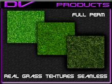 DV -3 Real grass textures seamless full perm