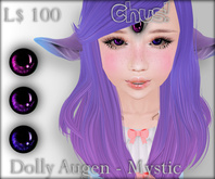 Chus! Dolly Augen - Mystic Pack