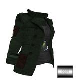 Boyfriend Military Jacket (mesh) - even.flow
