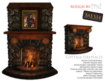 [Tia] Cottage Fireplaces (Boxed)