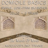 Domicile Basics: Scheherazade Skybox