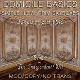 Domicile Basics: Bennet Skybox