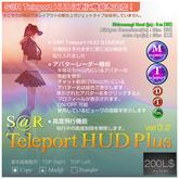 S@R Teleport HUD Plus