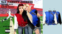 "SLU Varsity Jacket ""Pacific"" (mesh) - even.flow"