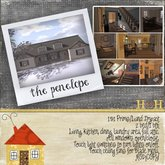 .Happy Homes. The Penelope Cottage