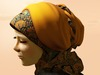 "Virtual Hijab ""Amar"" Short, +HUD thousands colors posibilities (BOX)"