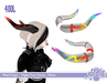 ::Static:: Digital Fray Horns - Wave