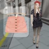 ''{ RoA }'' -High waist skirt (A)PK