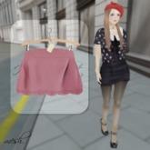 ''{ RoA }'' -High waist skirt (C)PK