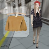 ''{ RoA }'' -High waist skirt (C)BR