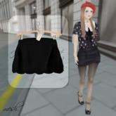 ''{ RoA }'' -High waist skirt (C)BK