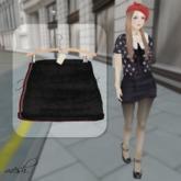 ''{ RoA }'' -High waist skirt (D)-FAT-