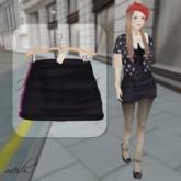 ''{ RoA }'' -High waist skirt (E)-FAT-