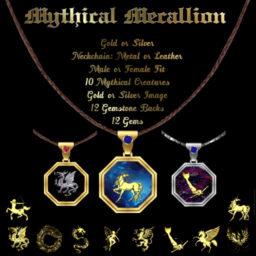 Ashira's Mythical Medallion